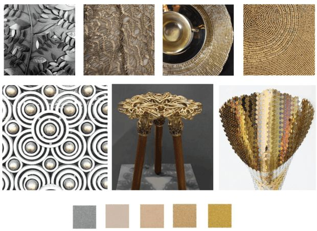 pantone shares the 2018 home+interiors go-to colours | @meccinteriors | design bites | #2018trends #colourtrends #2018colourtrends
