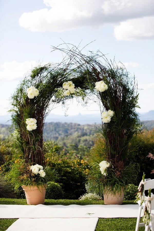 29 Best Images About Wedding Ceremony Arches On Pinterest