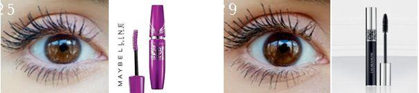 Beauty lab - mascaras / laboratorio da beleza - mascaras para cílios = Maybelline The Falsies Flared Mascara / Dior Diorshow Mascara Volume Lash-extension Effect Mascara / come check it out more mascaras