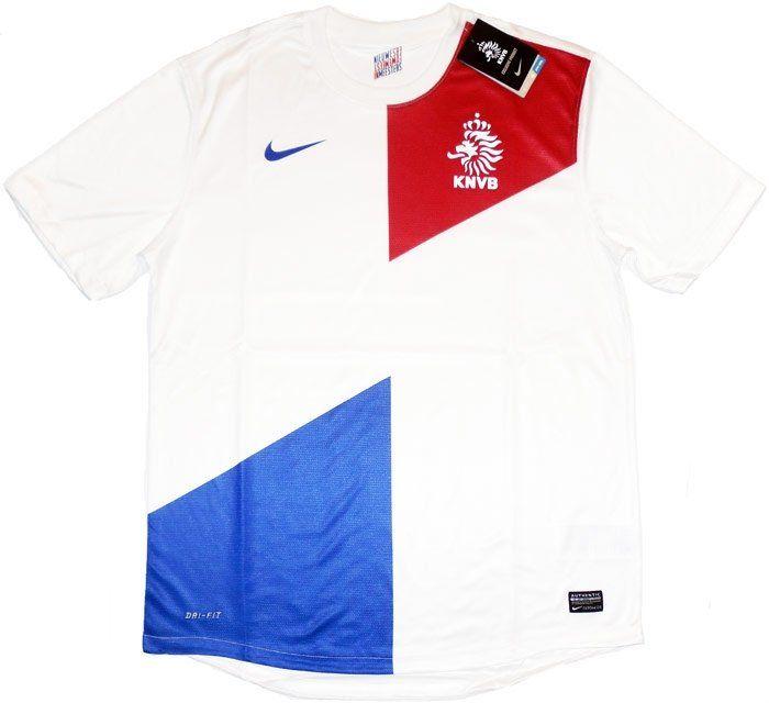 2013-14 Holland Away Shirt *BNIB* - New Shirts - Clearance - Classic Retro Vintage Football Shirts