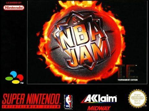 TOP 48 SNES / SFC | NBA JAM TOURNAMENT EDITION (IGUANA, ACCLAIM ENTERTAI...