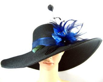 Women's Dress Hats for Funerals | ... Church Hat, Dressy Hat ,Formal Hat, Wedding Hat, Special Occasion