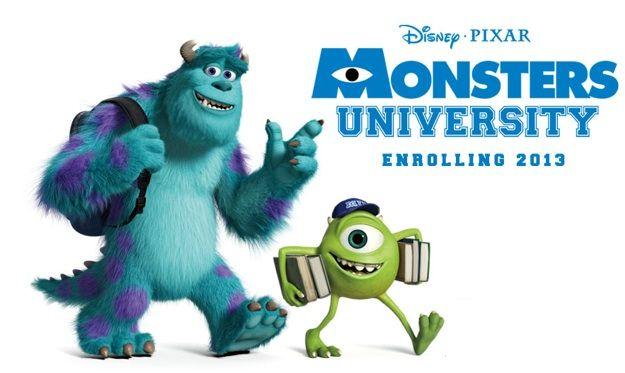 Monsters University First Teaser Trailer: Awesome Movie, Movie Posters, Posters Books, New Movie, Monsters Inc, Monsters Univ, Favorite Movie, Pixar Movie, Ems Relação