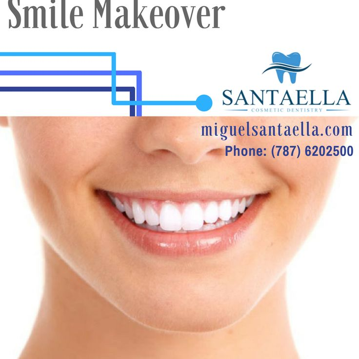 Smile Makeover ☑ Dr. Miguel Santaella  ☑ Aesthetic and General Dentistry  ☑ Guaynabo, Puerto Rico  ☑ @santaella.dentist  We design our treatment plans around each individual's needs, and no two smile makeovers are the same.😬😬 🔎 http://miguelsantaella.com/smile-makeover  #dentistry #teeth #makeover #smile #cosmetidentistry #smilemakeover #dental #oralhealth #oral #naturallooking #healthysmile #straightteeth #veneers #cosmeticflaws #dentalcrowns #dentalbridges #teethwhitening #whitening…