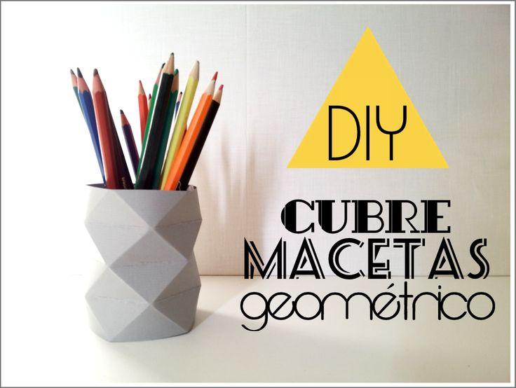 Macetas de cemento geometricas buscar con google for Macetas de cemento