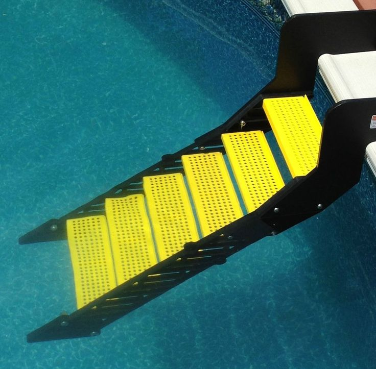 WAG Dog Boarding Steps for Above-Ground Pools (vs. Ladders/Ramps/Platforms) #WaterDogAdventureGear