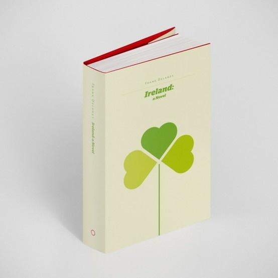 Çok satan kitapların yeniden tasarlanmış kitap kapakları. Sevdiğinize güzel bir hediye olabilir :) İrlanda, Frank Delaney