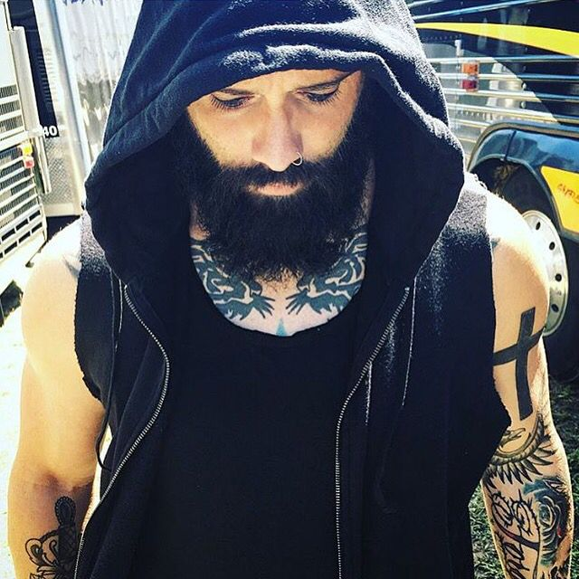 John Cooper spam...because... I don't know why I haven't done it yet. Like, I mean, I've been loving Skillet since uuffh and never once have I love this man in this tab.. so, here we go.