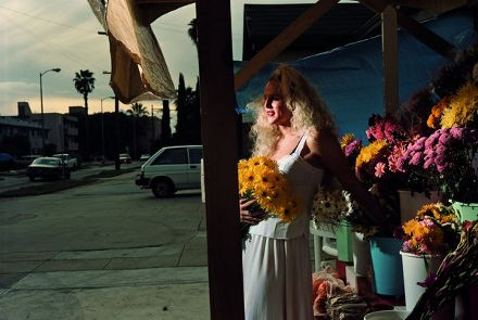 Philip-Lorca DiCorcia Hustlers Champagne, 19 Years Old, from California, $20