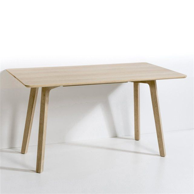Console diletta design e gallina am pm id es salon for Table a manger triangulaire