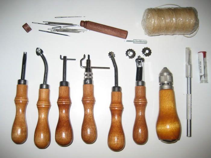Basic leatherworking tools? - Page 4