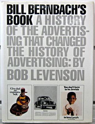 Bob Levenson sobre Bill Bernbach