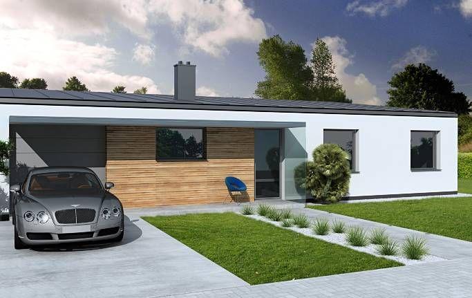 Návrh rodinného domu Quatro PACe plus od APEX ARCH s.r.o.