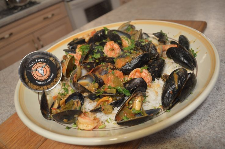 Take a trip in your kitchen to #Louisiana with this #NapaJacks #Cajun #Seafood #Étouffée - perfect for #MardiGras!  This show is brought to you by Wine Country Kitchens: http://WineCountryKitchens.com  * Subscribe to Cooking With Kimberly: http://cookingwithkimberly.com #cwk @CookingWithKimE
