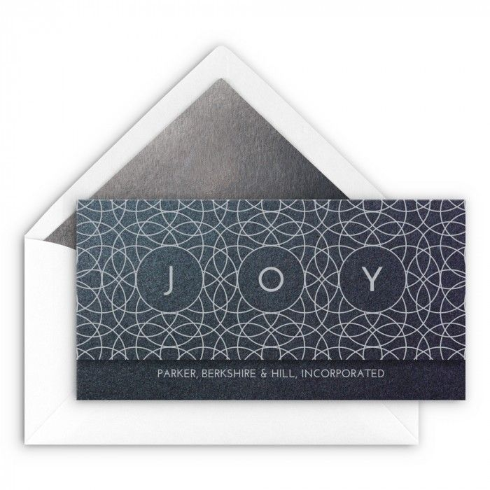 Personalized Full Circle Holiday cards | eInvite.com