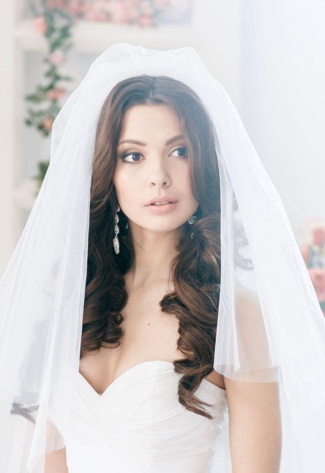 Braut haarschmuck offene haare  Die besten 10+ Hochzeitsfrisuren offene Haare Ideen auf Pinterest ...