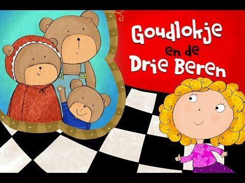 Goudlokje en de Drie Beren - YouTube