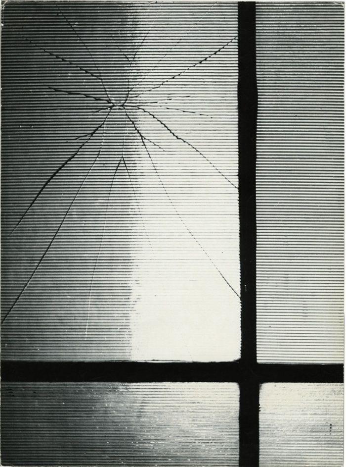 Geraldo de Barros, Untitled, São Paulo, Brazil, 1949. Photograph: Collection Leticia and Stanislas Poniatowski.