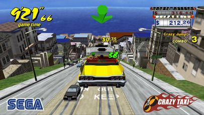 Crazy Taxi by SEGA is now Free for a limited time!