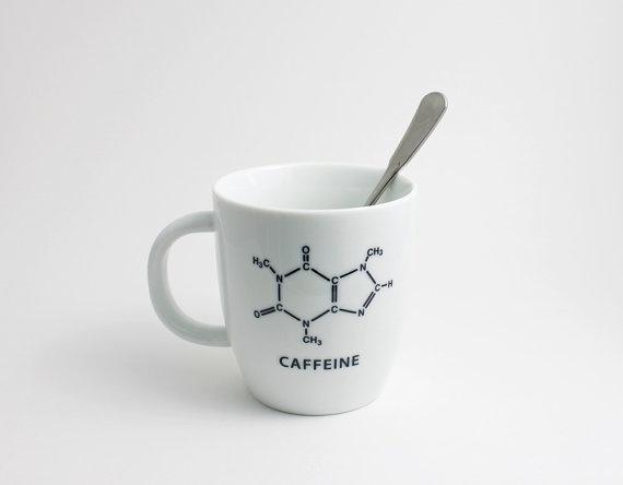 geeky coffee cup. love it.