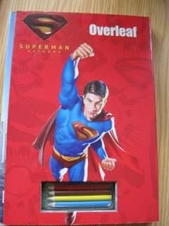 SUPERMAN - szablony do rysowania NA PREZENT!!!