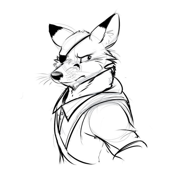 Furry Fanart