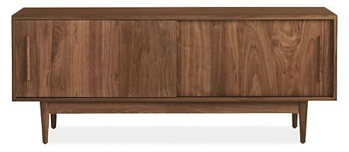 Grove Cabinets - Cabinets & Armoires - Living - Room & Board   #HSN   #HouseBeautiful
