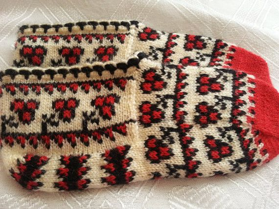 winter fashion home slippershouse shoesHand Knit by Istanbulcolors, $25.00