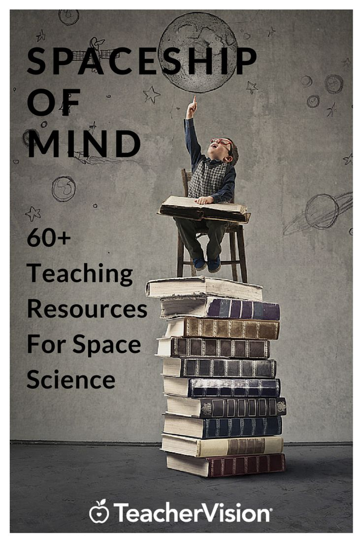 Help build your students' spaceship of mind with our collection of 60+ teaching resources for space science