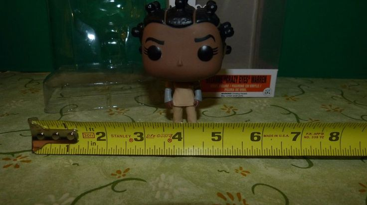 Funko Pop! Television #248 Suzanne Crazy Eyes From Orange is the New Black
