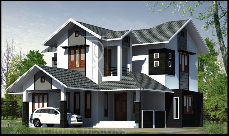 Interior plan houses modern 4 bedroom kerala for Modern house plans 1700 square feet