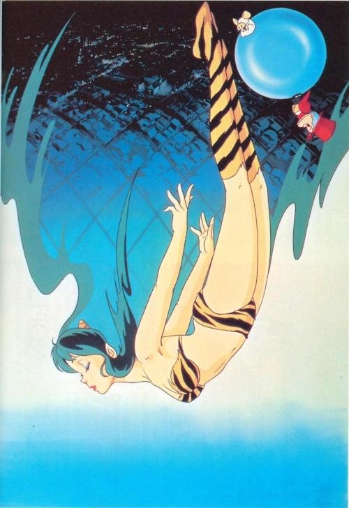 Urusei Yatsura Beautiful Dreamer