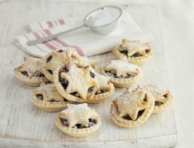 10 Steps to Making Easy Christmas Mince Pies