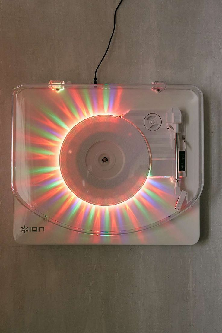 Ion Photon Vinyl Record Player