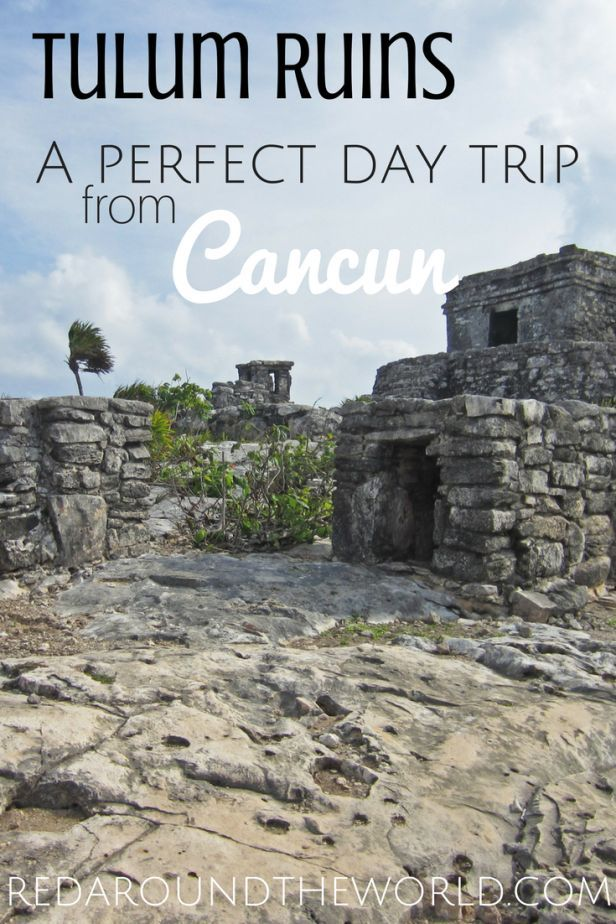 Explore the Tulum Ruins in Mexico as a day trip from Cancun
