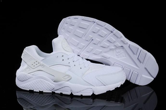 Nike Air Huarache Mens Shoes Black All Hot 0