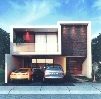 101 best fachadas de casas images on pinterest for Fachadas de casas con terraza