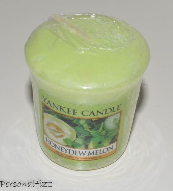 Yankee Candle Votive honeydew melon