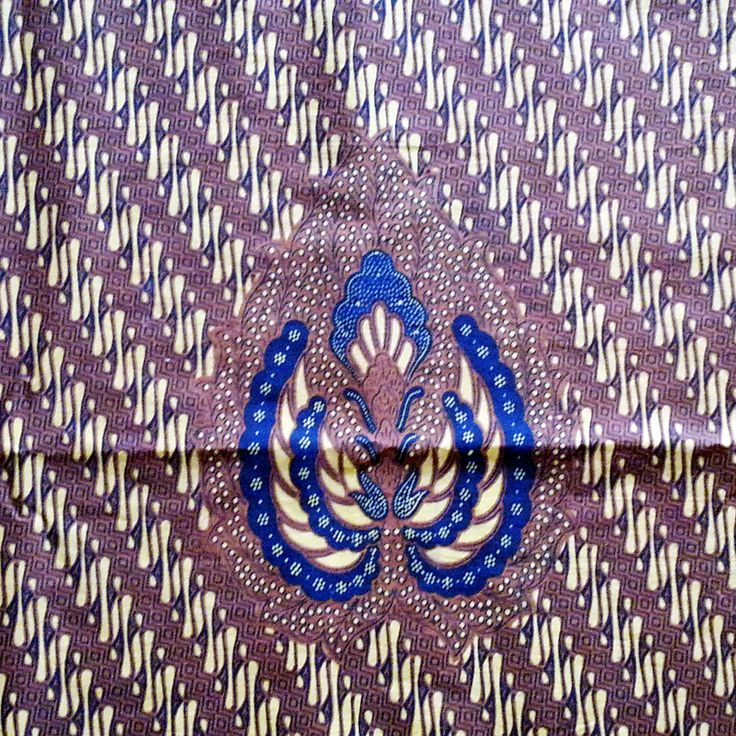 Batik Tulis motif Gurdo | Batik: Bags & Accessories | Pinterest