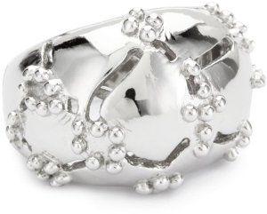 "GALA by Daniela Swaebe ""Crocodile"" Sterling Silver Dome Ring GALA by Daniela Swaebe. $31.20. Made in China"