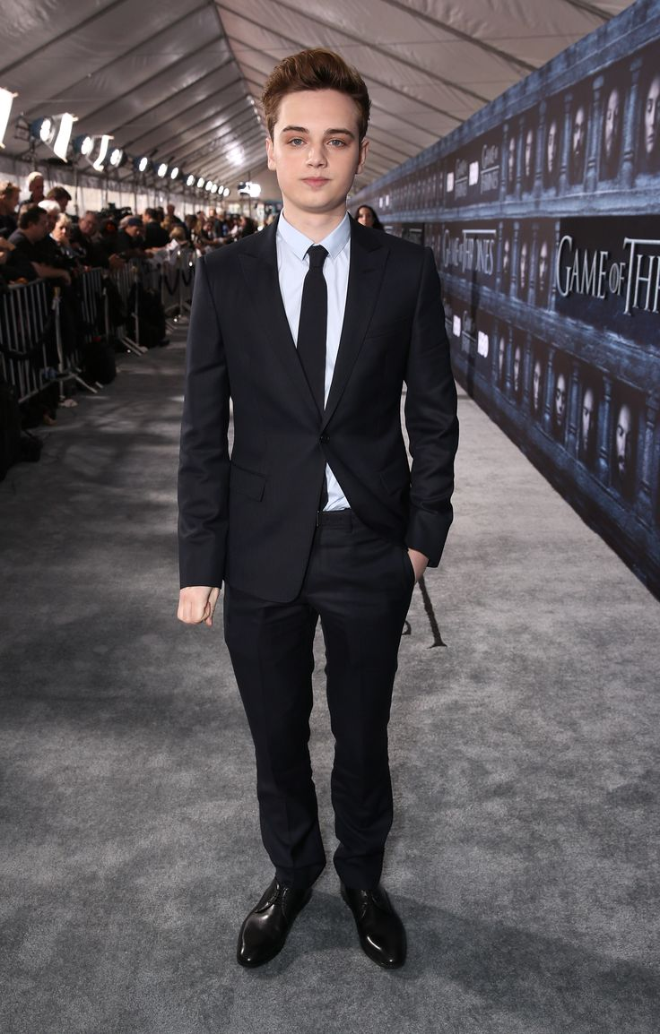 Dean-Charles Chapman at the Game of Thrones Season 6 Premiere