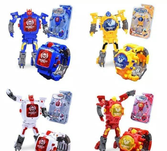 robot mobil transformer