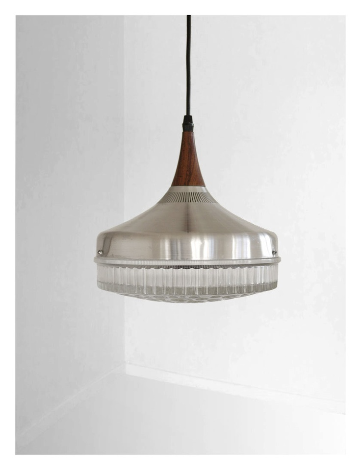 Beautiful vintage ceiling lamp from the mid century