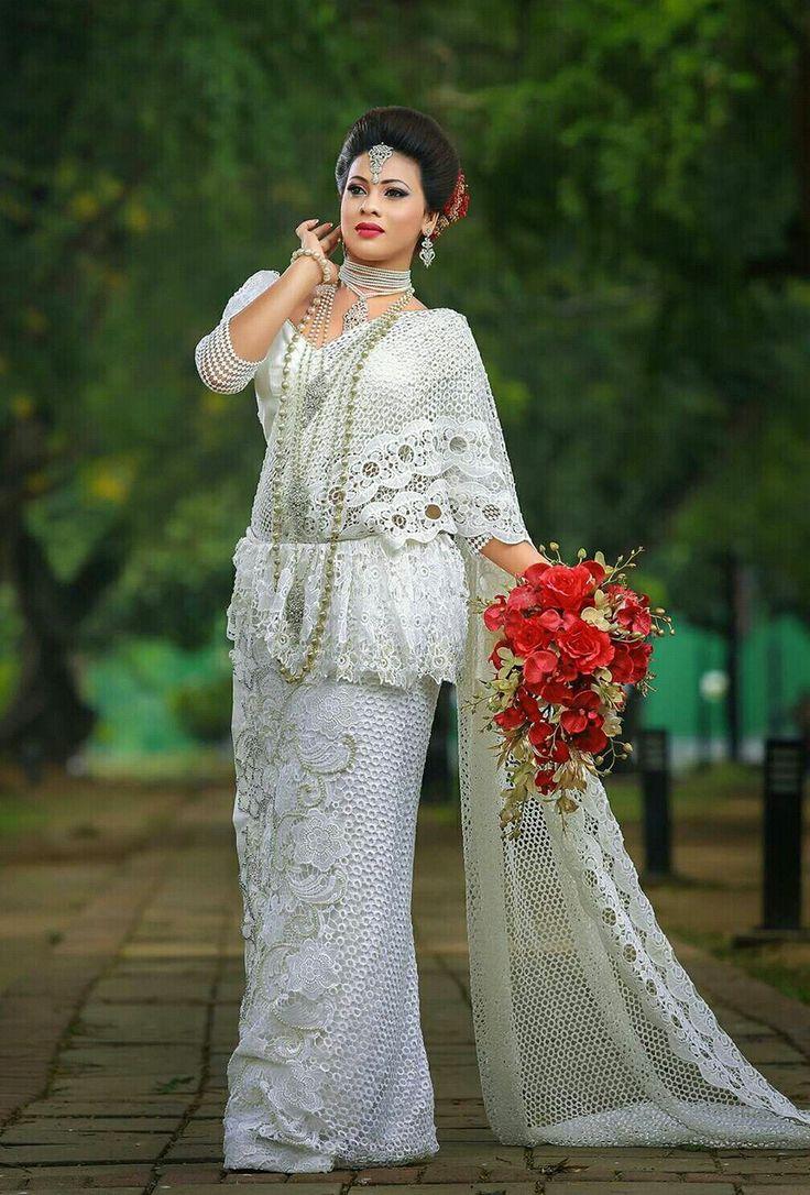 432 best images about sri lankan bridal styles on for Sri lankan wedding dress