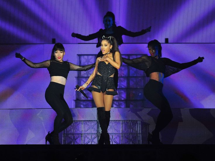 Ariana Grande The Full HD 1080P Honeymoon Tour at The Barclay/Center in .../number 6 wish birthday list is to meet Ariana in person and to hangout with her.if she's going to let me.