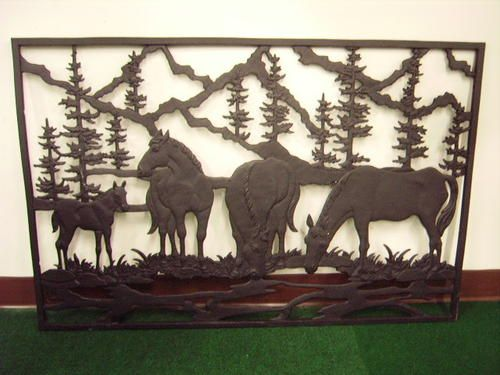 Best Horse Cast Iron Panel At Menards Honey Do Projects 400 x 300