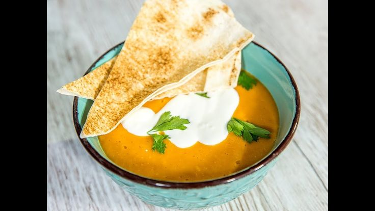 Here is a savory vegetarian-friendly soup just perfect for those of you trying to follow a diet. And it's also one with great flavor. A fusion of Middle-Eastern and Thai cuisine this soup is perfect if you're looking for something light easy-to-make and savory.  --------------------- Follow us on: Facebook: http://sodl.co/2dRsH0l Instagram: http://sodl.co/2eMvdCP  Twitter: https://twitter.com/sodlco  Pinterest: http://sodl.co/2jq3kHY
