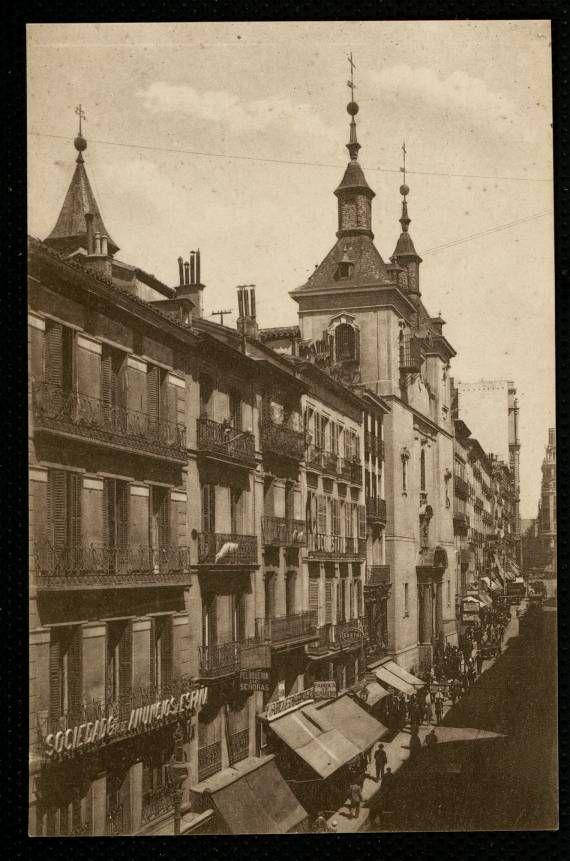 Madrid Desaparecido: Iglesia de San Luis  ||  El 13 de marzo de 1936 es una fecha fatídica, como muchas de las que ocurrieron durante el convulso momento político de la II República española, donde algunas personas tomaban posiciones extremas … https://ungatopormadrid.wordpress.com/2017/11/01/madrid-desaparecido-iglesia-de-san-luis/?utm_campaign=crowdfire&utm_content=crowdfire&utm_medium=social&utm_source=pinterest