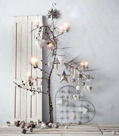 Twig Decorations 30 best twig trees images on pinterest   holiday ideas, christmas