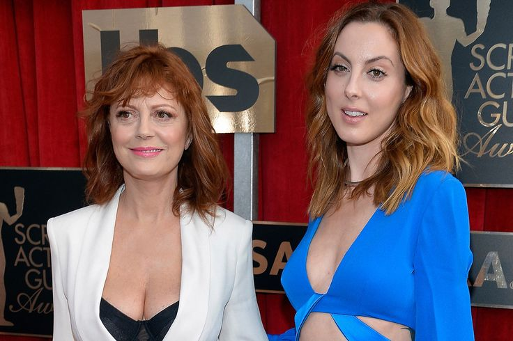 See the stunning spawn of Susan Sarandon at her sexiest.